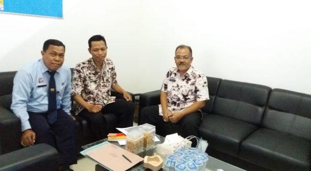 PK Muda Bapas Pati Jajaki Kerja Sama Dengan Dinas Kelautan dan Perikanan