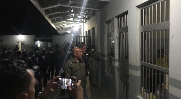 Razia Lapas Banjarbaru, Kanwil Kalsel Tegaskan Gerakan Tiada Hari Tanpa Penggeledahan