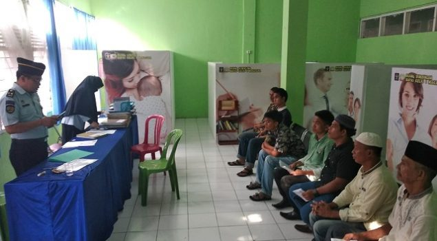 Ikuti Program Reintegrasi, Ini Pesan PK Bapas Makassar Bagi Klien PAS