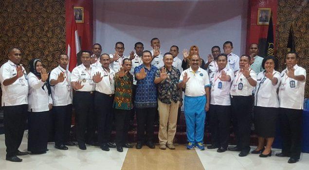 Divisi PAS Maluku Gandeng BNNP Maluku Berantas Narkoba