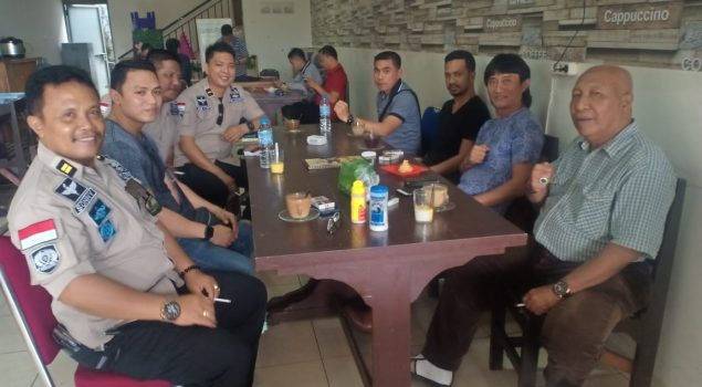 Koordinasi dengan BNNP Sulut, Rutan Manado Bahas Pemberantasan Narkoba