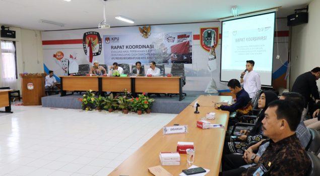 Kanwil Kalsel Koordinasikan WBP Agar Bisa Berpartisipasi Dalam Pemilu 2019