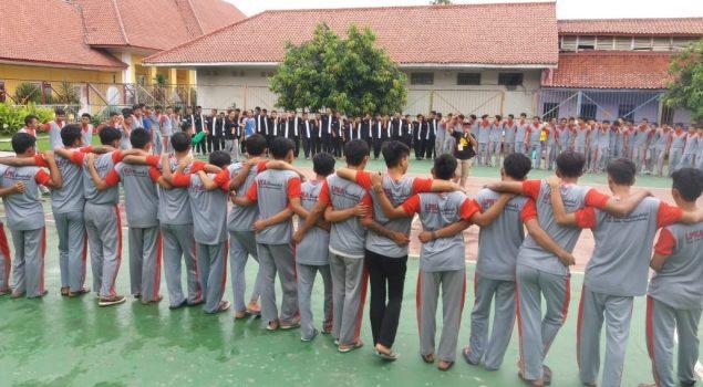 Outbound & Family Gathering Tingkatkan Potensi Anak LPKA Tangerang