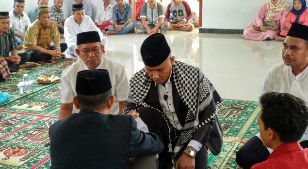 Bahagianya WBP Lapas Ambon Diizinkan Menikah di Lapas
