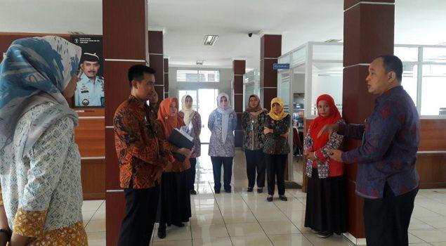 Kadivmin Jabar Bekali Rupbasan Bandung Demi Raih Satker WBK