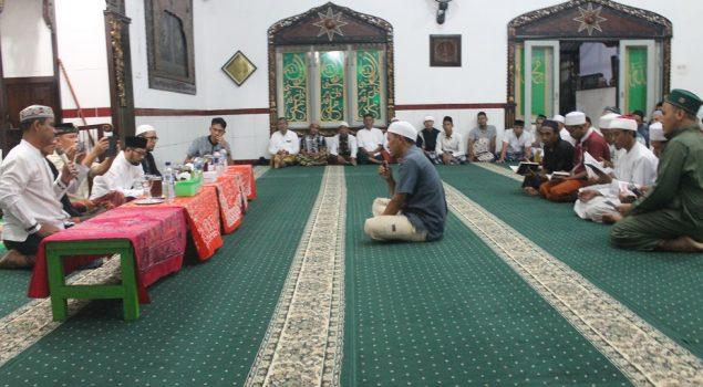 Napi Teroris Lapas Semarang Hapalkan 5 Juz Al Quran