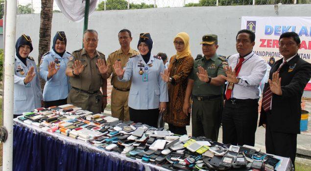 Deklarasikan Zero Halinar, LPP Tangerang Implementasikan Inpres P4GN