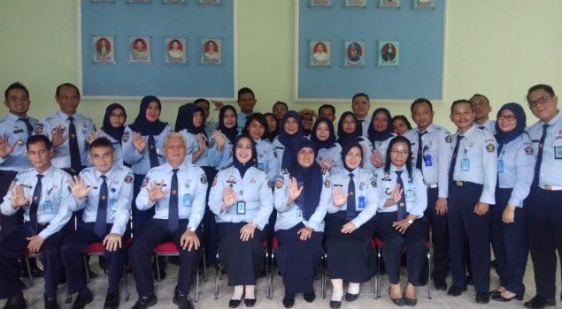 Kunjungi LPKA Tangerang, Kasubdit Pendidikan & Pengantasan Anak Tekankan Restorative Justice