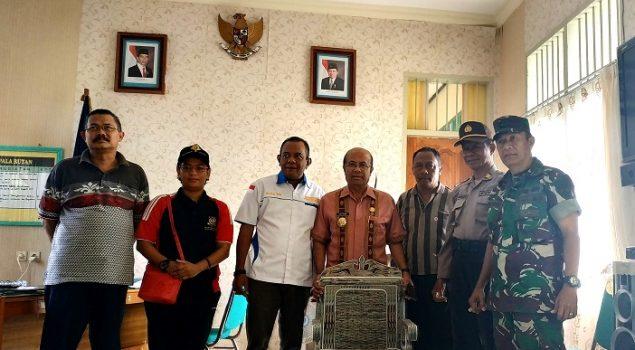 Bupati Timor Tengah Selatan Puji Karya WBP Rutan SoE