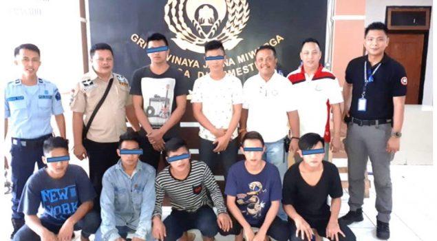 Rutan Manado Pindahkan WBP Anak ke LPKA Manado