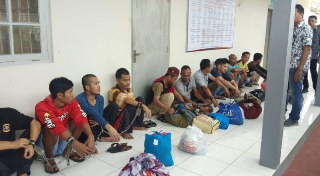 20 WBP Lapas Purwokerto Dipindahkan ke Lapas Terbuka NK