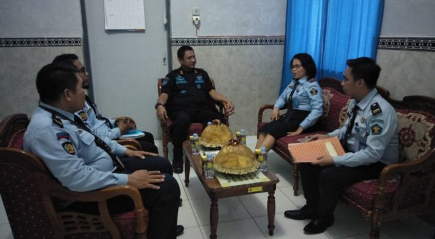 Monev Kabapas Makassar Sambangi 3 Kabupaten & Instansi Terkait