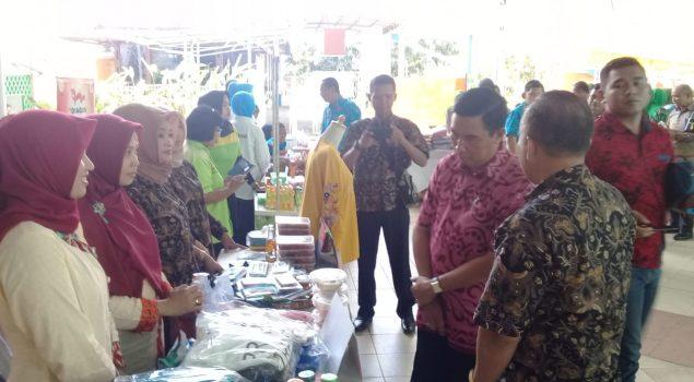 Rutan Batang Fasilitasi Pertemuan PIPAS Kanwil Jateng