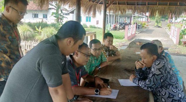 Ditjen PAS - Kemenhub Bahas Pembangunan Helipad di Nusakambangan