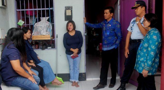 Kakanwil Kalteng Pantau Sarpras Penunjang Kesehatan WBP Lapas Muara Teweh