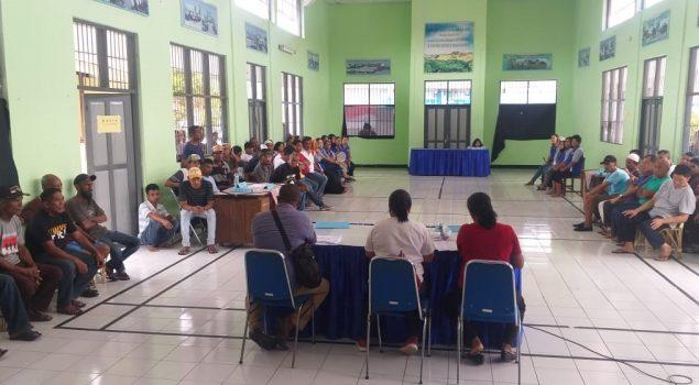 Sosialisasi Pemilu Permudah WBP Gunakan Hak Pilihnya