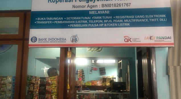 Hadirkan Kantin Agen46, Rutan Manado Gandeng Bank BNI