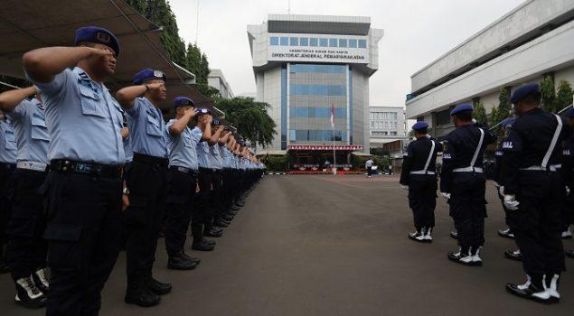 Demi Raih WBK, Ditjen PAS Kukuhkan Satgas Kepatuhan Internal Pemasyarakatan