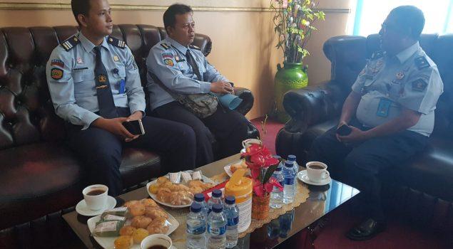 LPKA Jakarta Pelajari Pengelolaan Kepegawaian di Lapas Cikarang