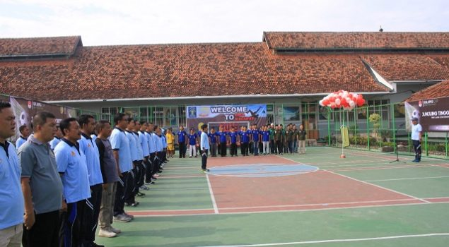 "Lapas Pemuda Tangerang Gelar ""Kalapas Cup 2019"""