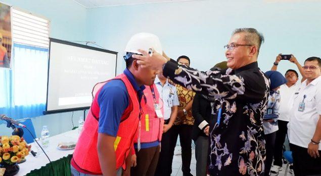 WBP Lapas Jambi Dipersiapkan Dapat Sertifikasi On Job Training