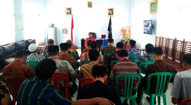 Lapas Palopo Siapkan Kegiatan Hari Bakti Pemasyarakatan ke-55