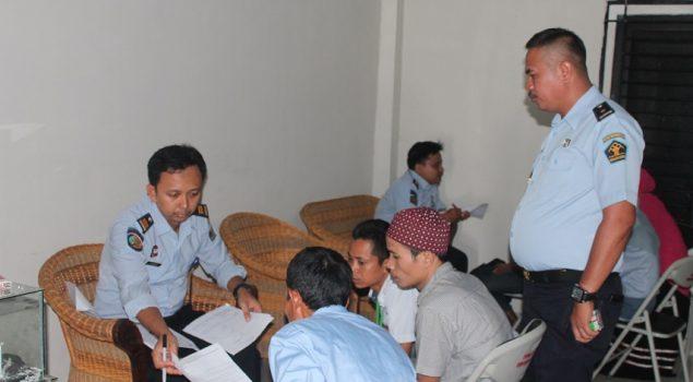 Diusulkan PB & CB, WBP Lapas Cilegon Dilitmas PK Bapas Serang