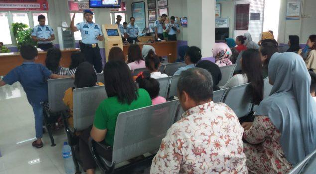 Lapas Narkotika Jakarta Buka Layanan Prima Kunjungan Kontak Langsung Bagi Warga Binaan