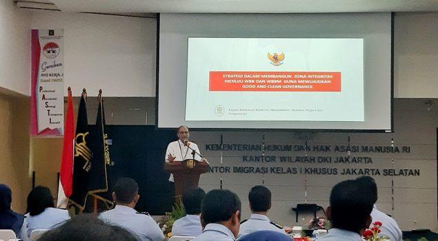 Tim Pokja LPN Jakarta Hadiri Pendampingan Menuju WBK/WBBM