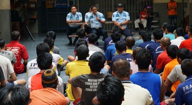 LPN Jakarta Lanjutkan Safari Sosialisasi Penyuluhan Informasi Kewajiban & Hak WBP