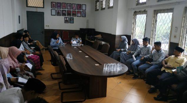 Gelar Technical Meeting, Rutan Rangkasbitung Siapkan Festival Seni & Bahasa
