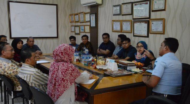 "Rombongan Kemenkominfo ""Berburu"" Sinyal Selular di LPN Jakarta"