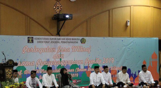 Galeri: Doa Bersama Peringatan Isra Mikraj 1440 H & Jelang Pemilu 2019