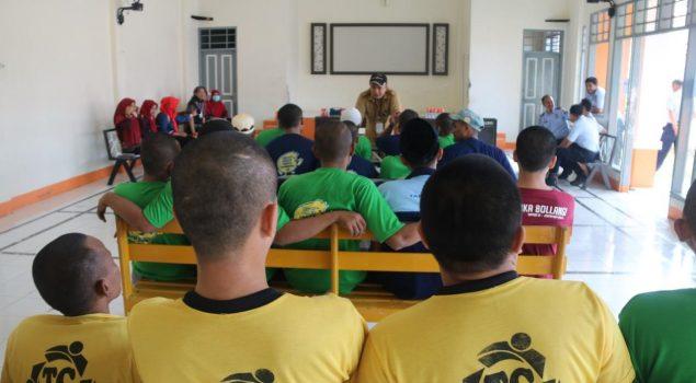 Kegiatan Mobile Clinics For HIV Testing and STI Service di Lapas Narkotika Sungguminasa