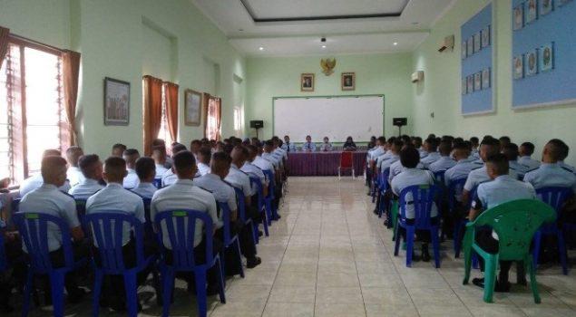 Taruna Poltekip Pelajari UU SPPA di LPKA Tangerang