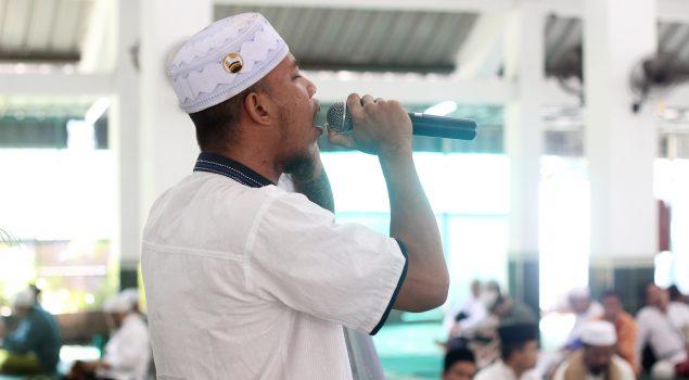 Santri Rutan Cipinang Ikuti Lomba Azan & MTQ