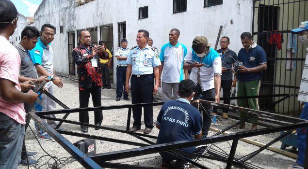 Kedatangan Ombudsman Maluku, Perlihatkan Sejumlah Perkembangan Demi WBK/WBBM