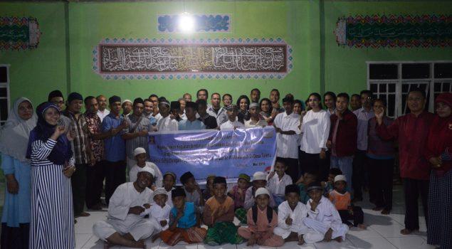Bapas Ambon Perkuat Kualitas Keimanan Bersama Santri Darul Qur'an Al-Anwariyah