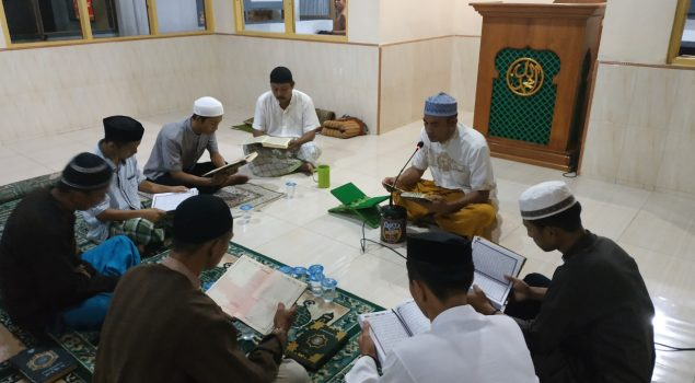 Masjid At Taubah Rutan Bantaeng Tak Pernah Sepi Tadarus