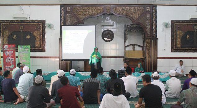 WBP Lapas Semarang Dapatkan Konseling & Kajian Dari Wisata Hati