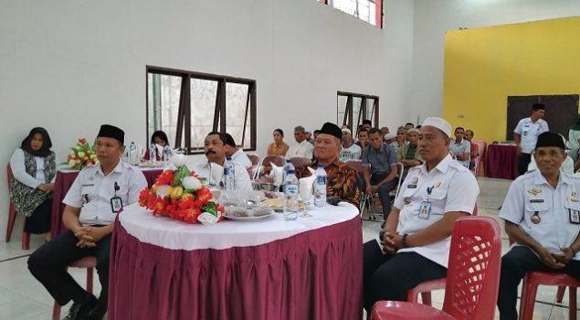 WBP & Petugas Lapas Piru Berbuka Puasa Bersama Kakanwil Maluku