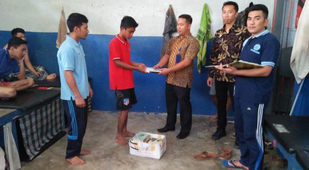 Lapas Sarolangun Mendukung Program Pemerintah Indonesia Gemar Membaca 2019