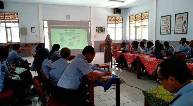 Rutan Purworejo Gelar Case Conference Implementasi Revitalisasi Pemasyarakatan