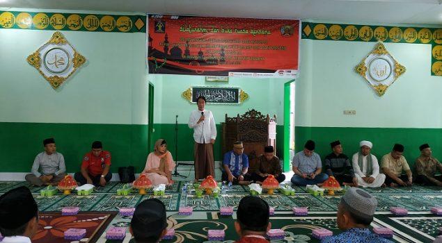 Safari Ramadan di Rutan Unaaha, Ini Pesan Kakanwil Sultra