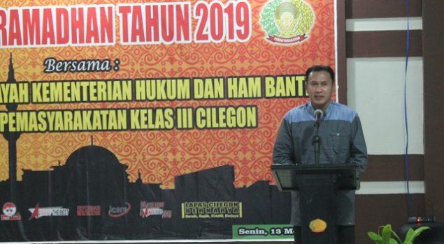 Kakanwil Banten Berharap Safari Ramadan Pererat Jajarannya