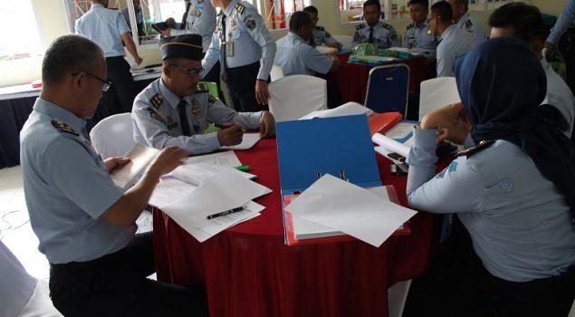 Pendampingan Tim Kanwil Sulsel Pastikan Kesiapan LPKA Parepare Menuju WBK