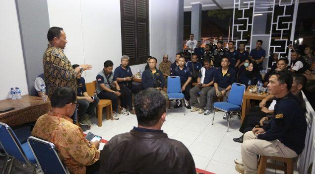 Satgas Kepatuhan Internal Ditjen PAS Tinjau Layanan Dasar Narapidana Lapas Serang