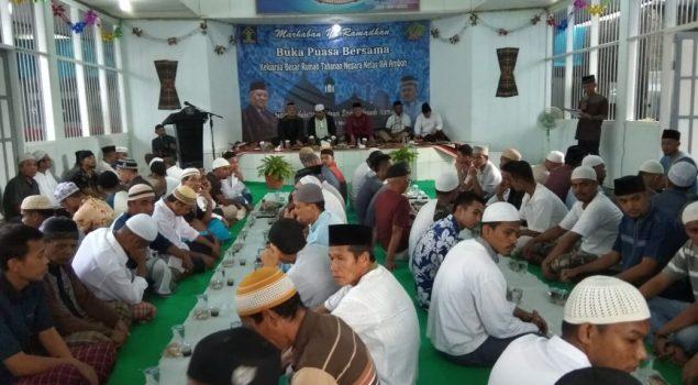 Rutan Ambon Pererat Tali Silaturahmi di Bulan Ramadan 1440 Hijriah