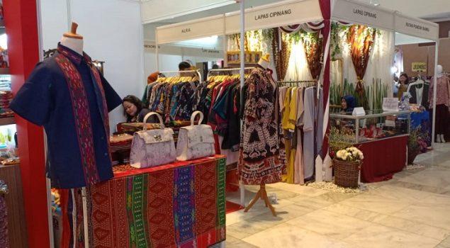 Sustik Band LPN Jakarta Meriahkan Bazar Ramadan Kemenkumham