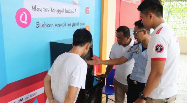 LPN Sungguminasa Studi Tiru ke LPKA Parepare & Rutan Pinrang